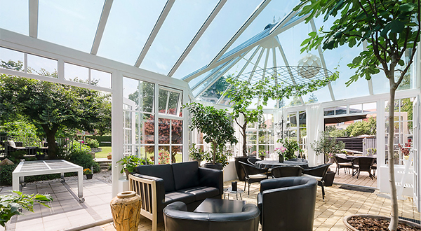 VERTEX CONSERVATORY ROOF SYSTEM – ONE SYSTEM, EVERY COMBINATION