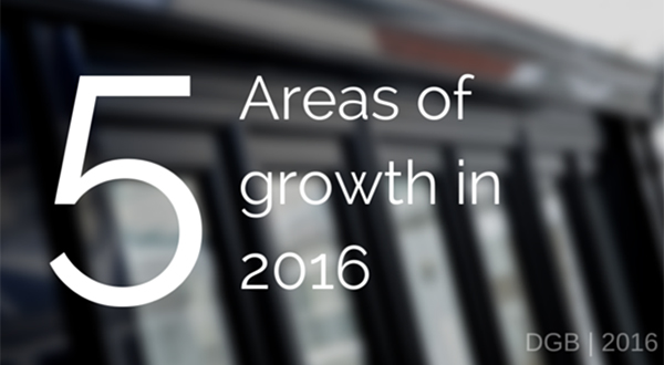 5 Areas Of Growth In The Window And Door Industry In 2016