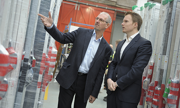 SOLIDOR INVESTS SIGNIFICANTLY IN CONTINUING FAST GROWTH