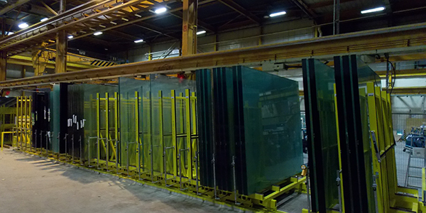 TUFFX PROCESSED GLASS INVESTS TO IMPROVE STOCK EFFICIENCY