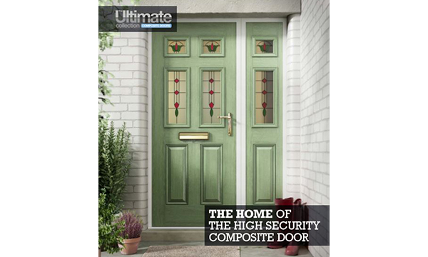 SLIDERS UK LAUNCHES THE 'ULTIMATE'  COMPOSITE DOOR BROCHURE