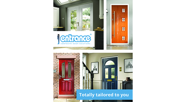 ENTRANCE® CHAMPIONS TOTALLY TAILORED COMPOSITE DOOR SOLUTIONS