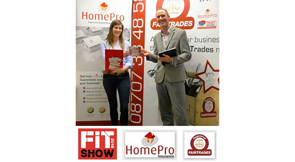 HOMEPRO'S TEAM WILL WELCOME VISITORS TO THE FIT SHOW