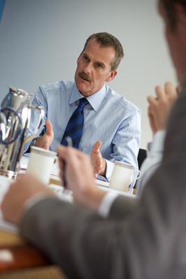 Ian Longbottom, Chairman Sliders UK