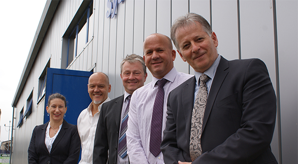 INCREASED DOMESTIC DEMAND SEES RECORD YEAR FOR SPECIALIST ALUMINIUM FABRICATOR
