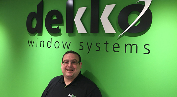 DEKKO APPOINT NEW INTERNAL SALES MANAGER