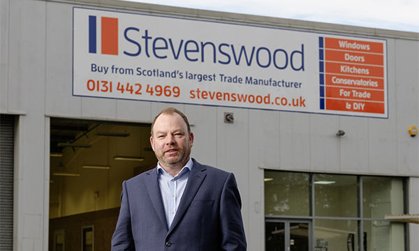 STEVENSWOOD MAKES LONDON STOCK EXCHANGE GROUP'S TOP 1,000 FOR 2016