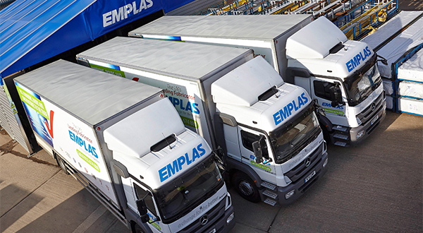 'Nice Road Truckers': Emplas Installs cameras and real-time tracking to fleet