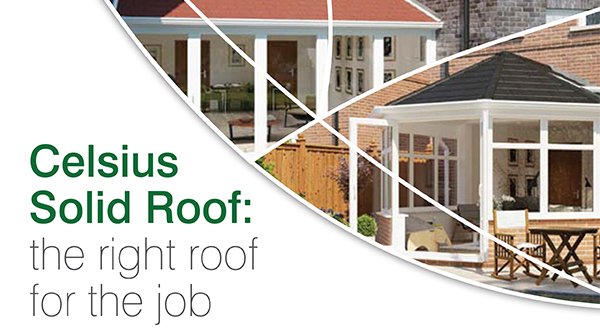 Celsius Solid Roof: the right roof for the job