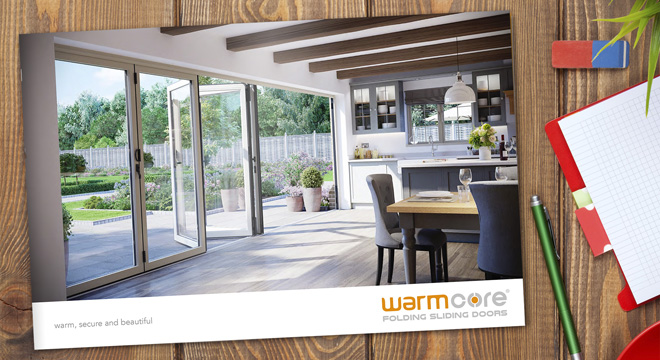 WARMCORE'S RETAIL BROCHURE BLENDS SYSTEM WITH SIZZLE!