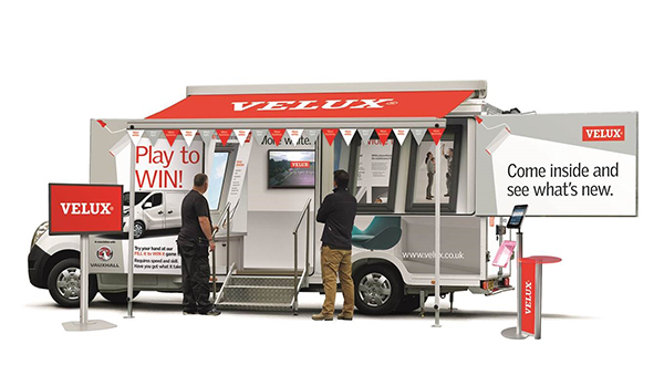 VELUX® HITS THE ROAD WITH NATIONAL TOUR