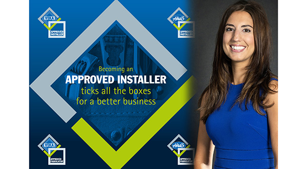 VALENTINE'S COMP SHOWS JUST HOW MUCH APPROVED INSTALLERS LOVE THE SCHEME
