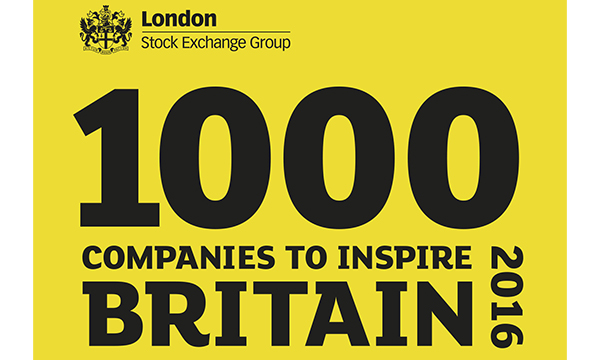 SLIDERS UK LISTED IN UK TOP 1000 BUSINESSES