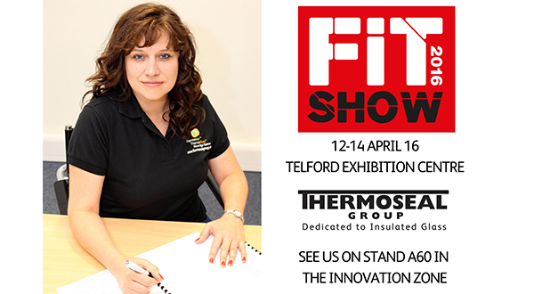 THERMOSEAL GROUP AT THE FIT SHOW 2016 INNOVATION ZONE