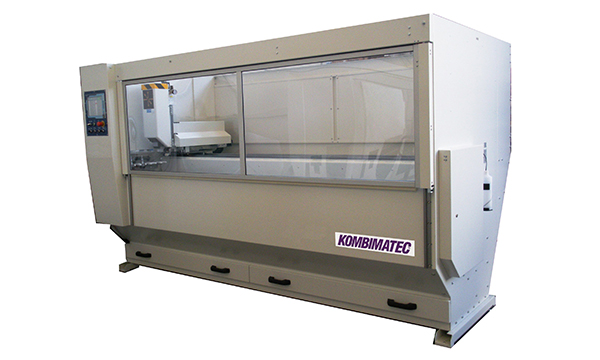 KOMBIMATEC EXHIBITS NEW PRODUCTS AT FIT SHOW
