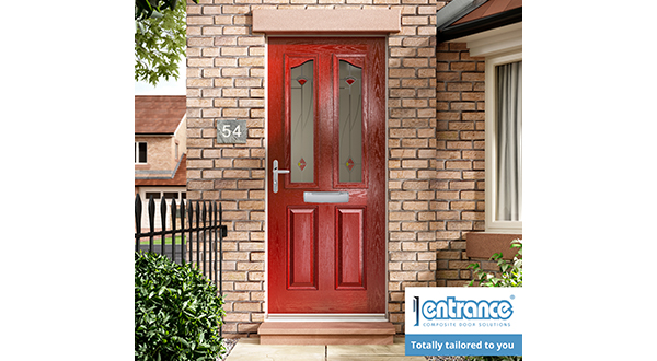 COLESHILL WINDOWS CHOOSES ENTRANCE® BESPOKE COMPOSITE DOORS