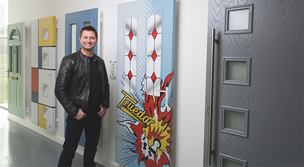 CELEBRITY ARCHITECT GEORGE CLARKE TO OPEN THE FIT SHOW'S  MASTER FITTER CHALLENGE