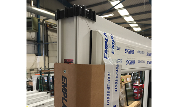 EMPLAS HAS PRODUCT PROTECTION WRAPPED-UP