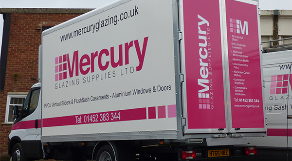 MERCURY GLAZING ARE IN THE PINK