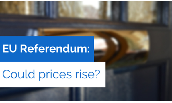 The Mere Prospect Of An EU Referendum Could Cause Prices To Rise In The Window And Door Industry