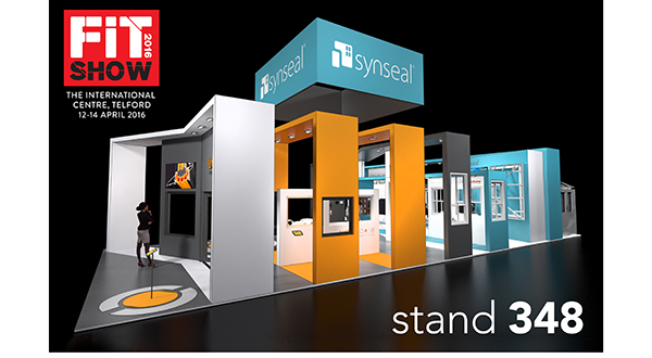 SYNSEAL RETURN TO THE FIT SHOW IN STYLE