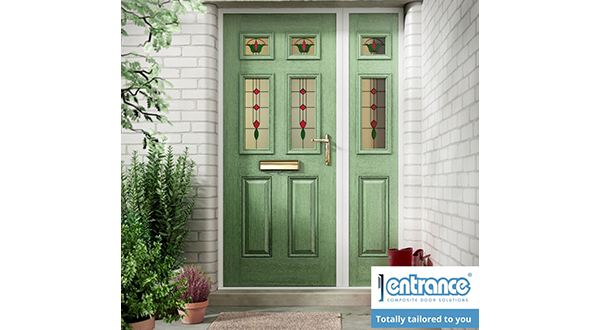 TOTALLY-TAILORED ENTRANCE COMPOSITE DOORS FOR ONLINE WINDOWS & DOORS