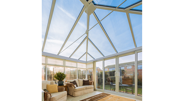 TUFFX'S AMBI-MAX 4,000MM ROOF GLASS GIVES HOMEOWNERS THE ...