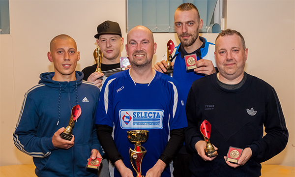 Selecta Systems Are FIT Football Champions 2016!