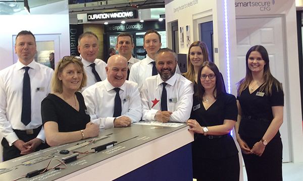 FIT SHOW SMARTSECURE LAUNCH SUCCESS  FOR CARL F GROUPCO