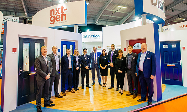 DISTINCTION DOORS UNVEILS REVOLUTIONARY NEXT-GENERATION COMPOSITE DOOR