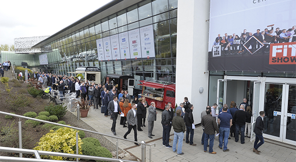 THREE DAYS THAT CHANGED THE INDUSTRY RECORD ATTENDANCE AT THE FIT SHOW; VISITORS IN BUYING MOOD