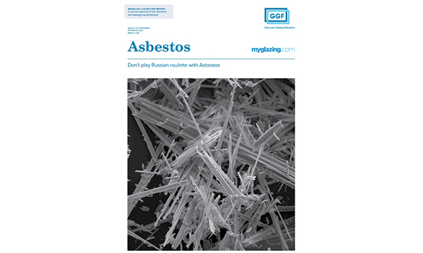"""GGF LAUNCHES CONSUMER INFORMATION LEAFLET """"DON'T PLAY RUSSIAN ROULETTE WITH ASBESTOS"""""""