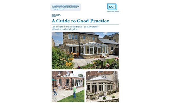 GGF LAUNCHES NEW CONSERVATORY GUIDE