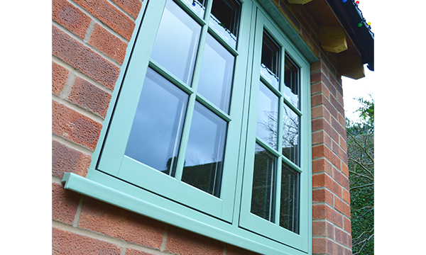 GLASSOLUTIONS AND AZTEC WINDOWS PAIR UP TO DELIVER SUPERIOR CASEMENT WINDOWS