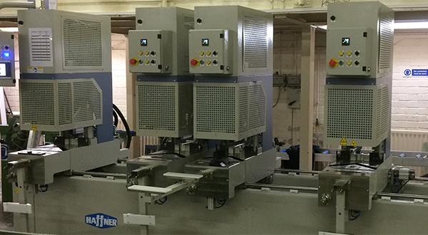 MORE HAFFNER MACHINES INSTALLED AT HANLEY TRADE FRAMES