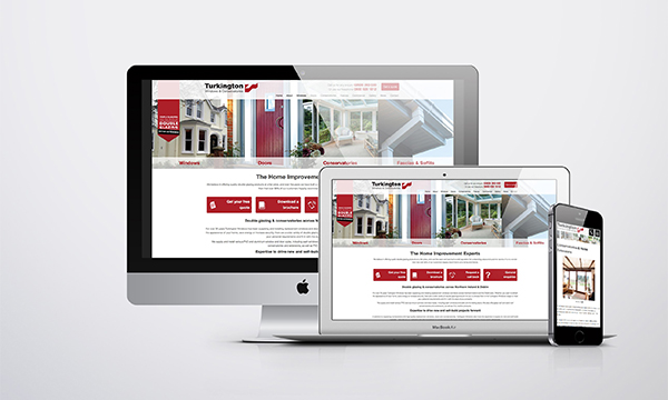 TURKINGTON WINDOWS SEES LEADS SOAR THANKS TO PURPLEX-BUILT WEBSITE