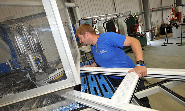 PROFILE 22 FABRICATOR'S INVESTMENT REAPS REWARDS
