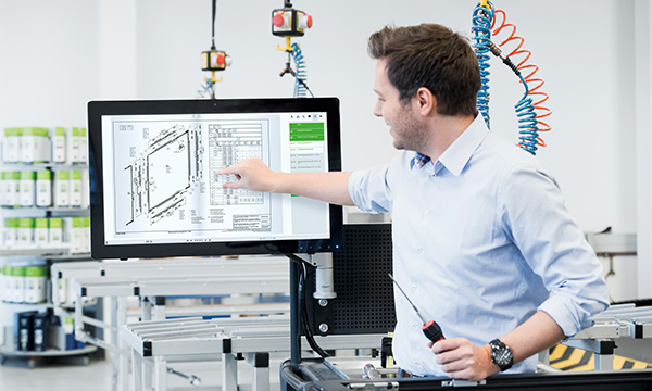 SAVE TIME AND MONEY WITH SCHUECO FABRICATION DATA CENTER