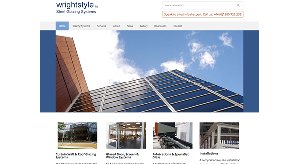 WRIGHTSTYLE LAUNCHES NEW WEBSITE