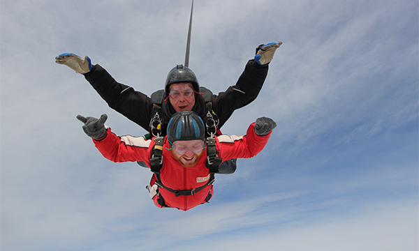 SKYDIVE CEMENTS PARTNERSHIP