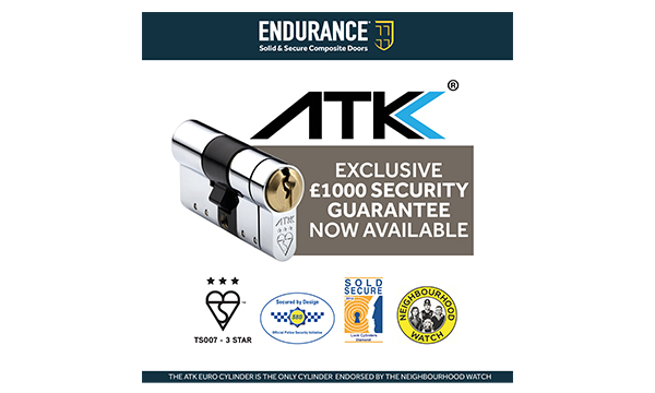 ENDURANCE LAUNCH THE ATK £1,000 GUARANTEE