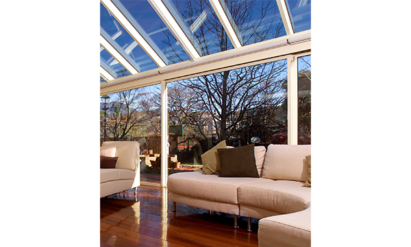 GUARDIAN LAUNCHES CLIMAGUARD® BLUE SELF-CLEANING SOLAR CONTROL GLASS FOR CONSERVATORY ROOF APPLICATIONS