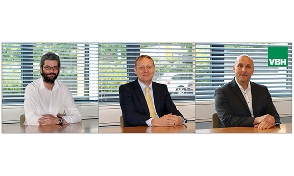 MORE NEW APPOINTMENTS AT VBH