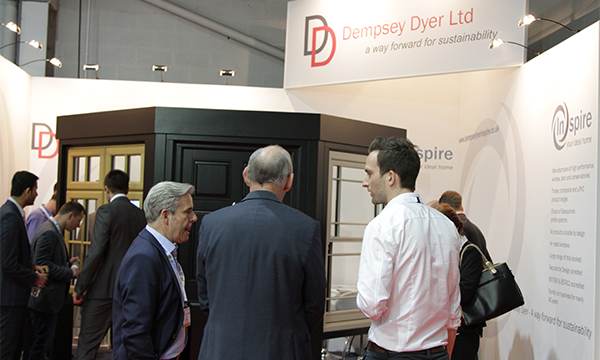 FIT SHOW'S ONLY TIMBER FABRICATOR SEES LEADS SOAR