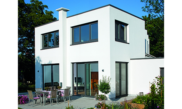 SCHUECO'S OUTWARD-OPENING WINDOW PROVES POPULAR FOR WIDE RANGE OF COMMERCIAL AND RESIDENTIAL PROJECTS