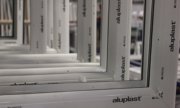 aluplast SIGNS LOCAL HOME SOLUTIONS