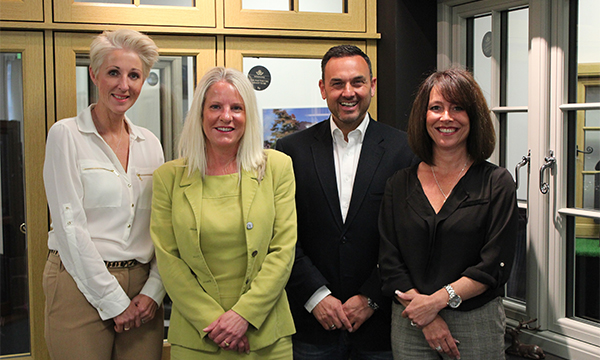 SALES TEAM EXPANDS TO MAINTAIN EXPLOSIVE GROWTH