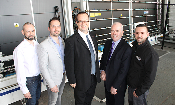 LOCAL MP OPENS SECOND HIGH VOLUME SUPER SPACER PRODUCTION LINE FOR ESG