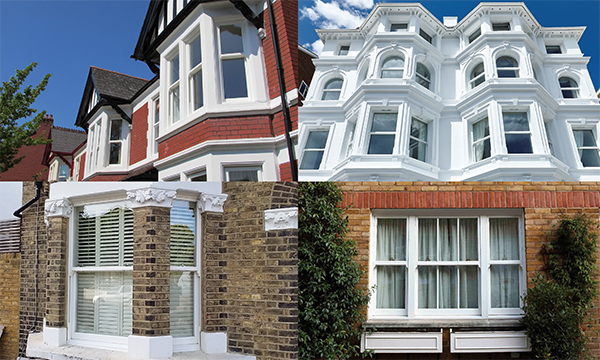 ROSEVIEW CELEBRATE SASH WINDOW SUCCESS STORIES WITH INSTALLATION OF THE MONTH COMPETITION