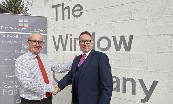 RESTRUCTURING AT THE TOP FOR THE WINDOW COMPANY (CONTRACTS)